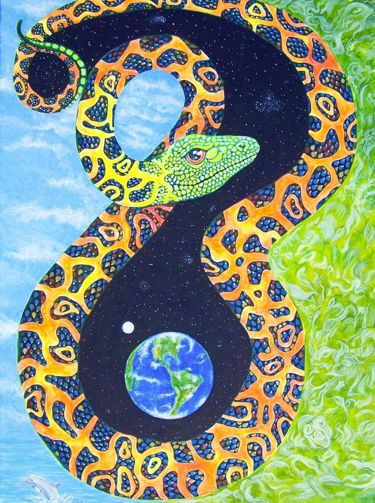 Sachamama, Mother Serpent