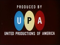 Credit frame reads Produced by UPA United Productions of America.