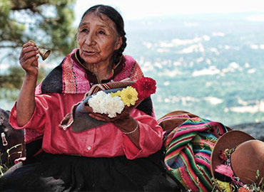 Grandma Maria Apaza