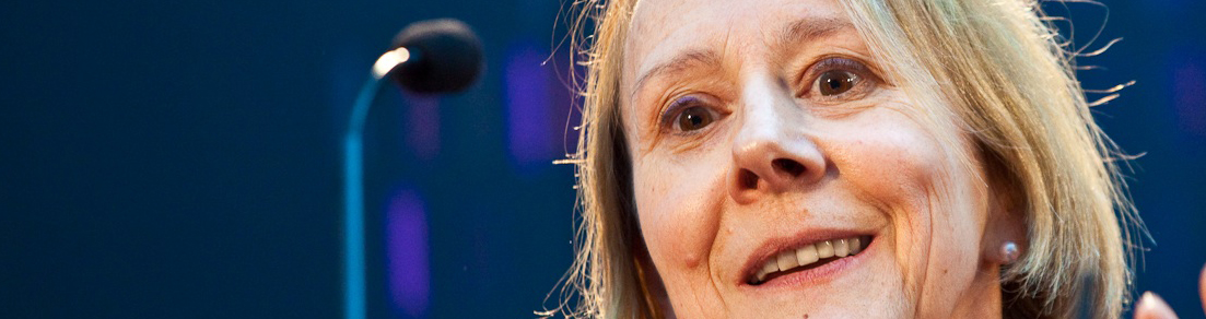 Esther Dyson: angel investor, health nut