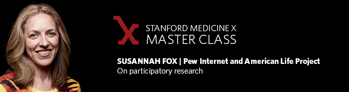 A master class with Susannah Fox