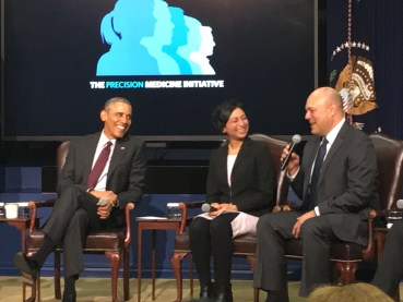 PMI Panel with POTUS