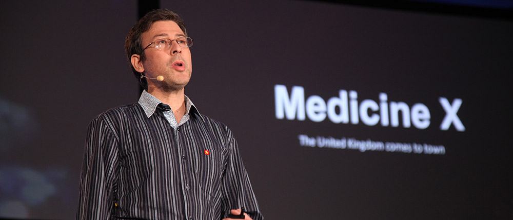 Medicine X alum and inventor Michael Seres leaves legacy of patient involvement in health care innovation