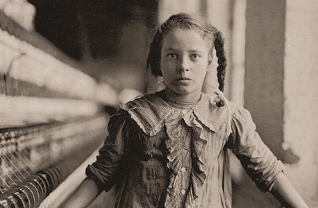Poets and Photographers: Charles Reznikoff and Lewis Hine