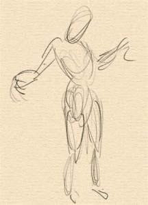 Gesture Drawing.