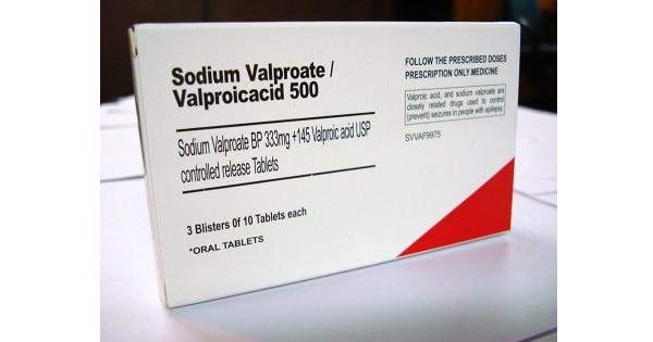Valproic acid (Sodium Valproate)