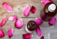 El aceite esencial de Rosa beneficia la piel, la depresión y las hormonas