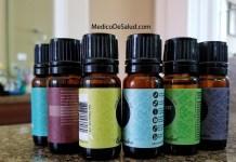 Aceites Esenciales: Guia de Propiedades, Listado, Aromaterapia