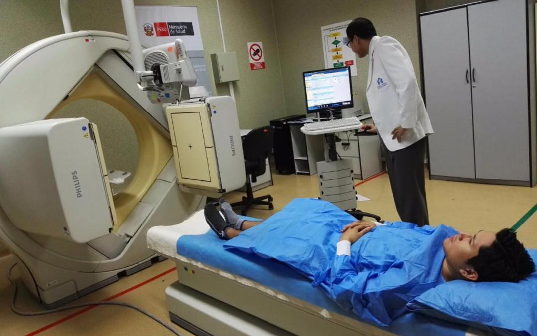Terapia con radiación