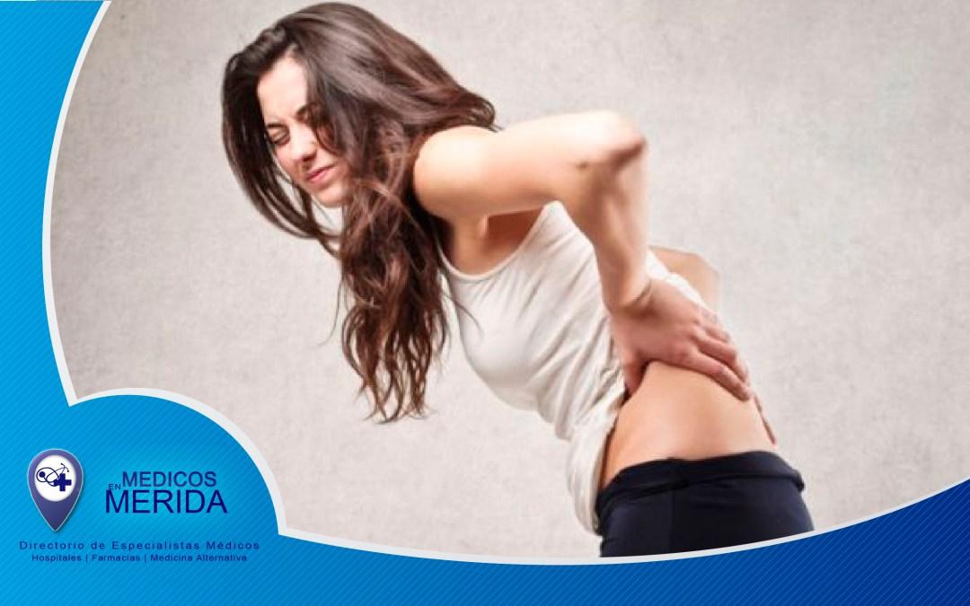 ¿A qué puede deberse el dolor de espalda?