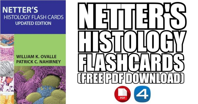 Netter\'s Histology Flash Cards PDF Free Download [Direct Links ...