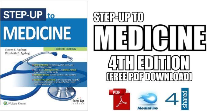 Step-Up to Medicine 4th Edition PDF Free Download [Direct Links ...