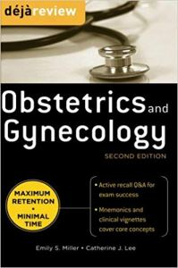 Deja Review Obstetrics & Gynaecology pdf download