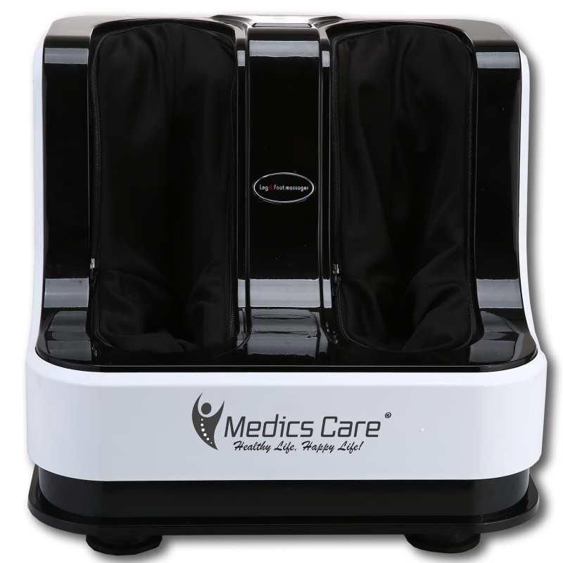 Hi-Tech Series MC-8005A מכשיר עיסוי שיאצו 4 מנועי עיסוי בטכנולוגיה המתקדמת בעולם לעיסוי הרגליים