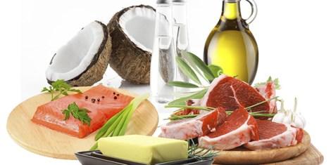 Os benefícios das gorduras saturadas