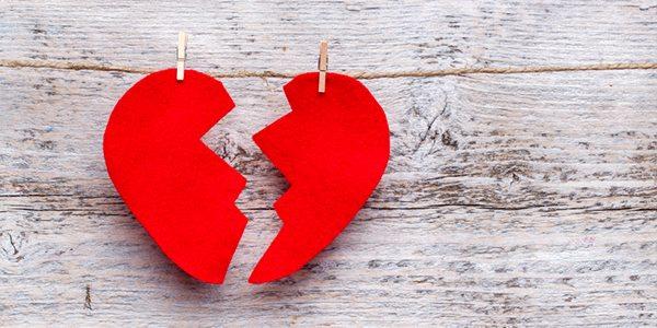 Como curar um coração partido?