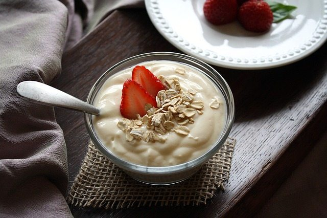 Você já comeu seu iogurte hoje?