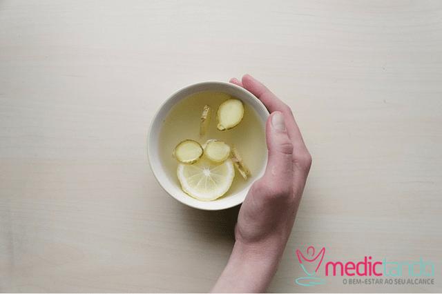 4 chás que ajudam a sua pele (parte 2)
