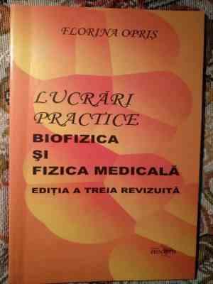 Biofizica si fizica medicala - Lucrari practice 15
