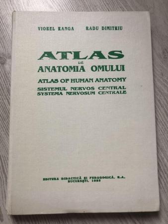 Atlas Neuroanatomie- V.Ranga 1