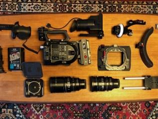 Ny utstyrspakke til kortfilmproduksjon