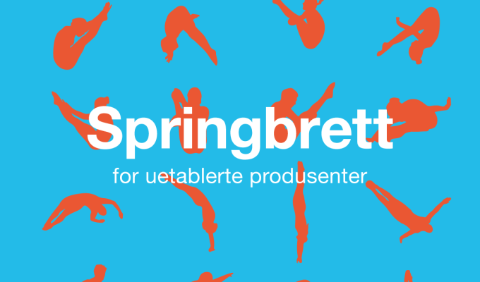 Springbrett for uetablerte produsenter