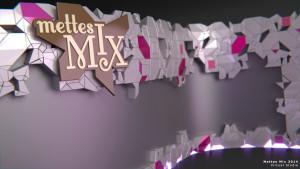Mettes Mix 2014 - Grafisk produktion - Work in Progress