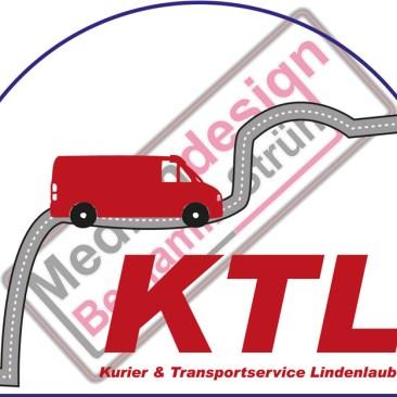 Kurier- & Transportservice Lindenlaub Logo