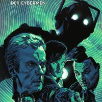 Review: Doctor Who - Die Herrschaft der Cybermen (Graphic Novel)
