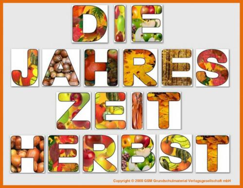 ABC Der Herbstwrter Medienwerkstatt Wissen 2006 2017