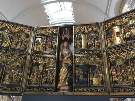 St Margaret Altarpiece