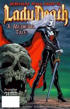 Lady Death: A Medieval Tale, by Brian Pulido (2005)