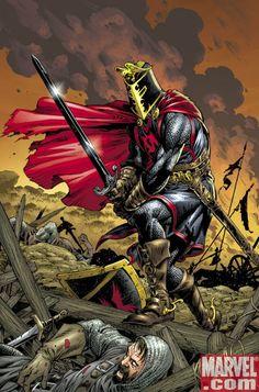 Black Knight: The Ebony Blade