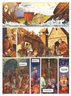 Sept Missionnaires, by Alain Ayroles and Luigi Critone (2008)