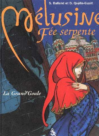 Mélusine, Fée Serpent, by Didier Quella-Guyot and Sophie Balland (2000-2001)