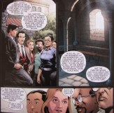 In Nightwing Vol. 2 #141, Nightwing becomes a curator at the Cloisters Museum in NYC.