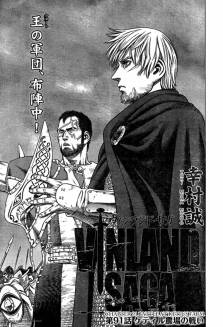 Vinland Saga, by Makoto Yukimura (2005-present)