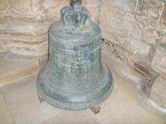 Seton chapel bell post medieval