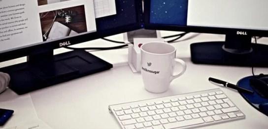 ブログとキーボード