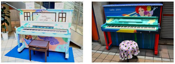 鹿児島ストイートピアノ
