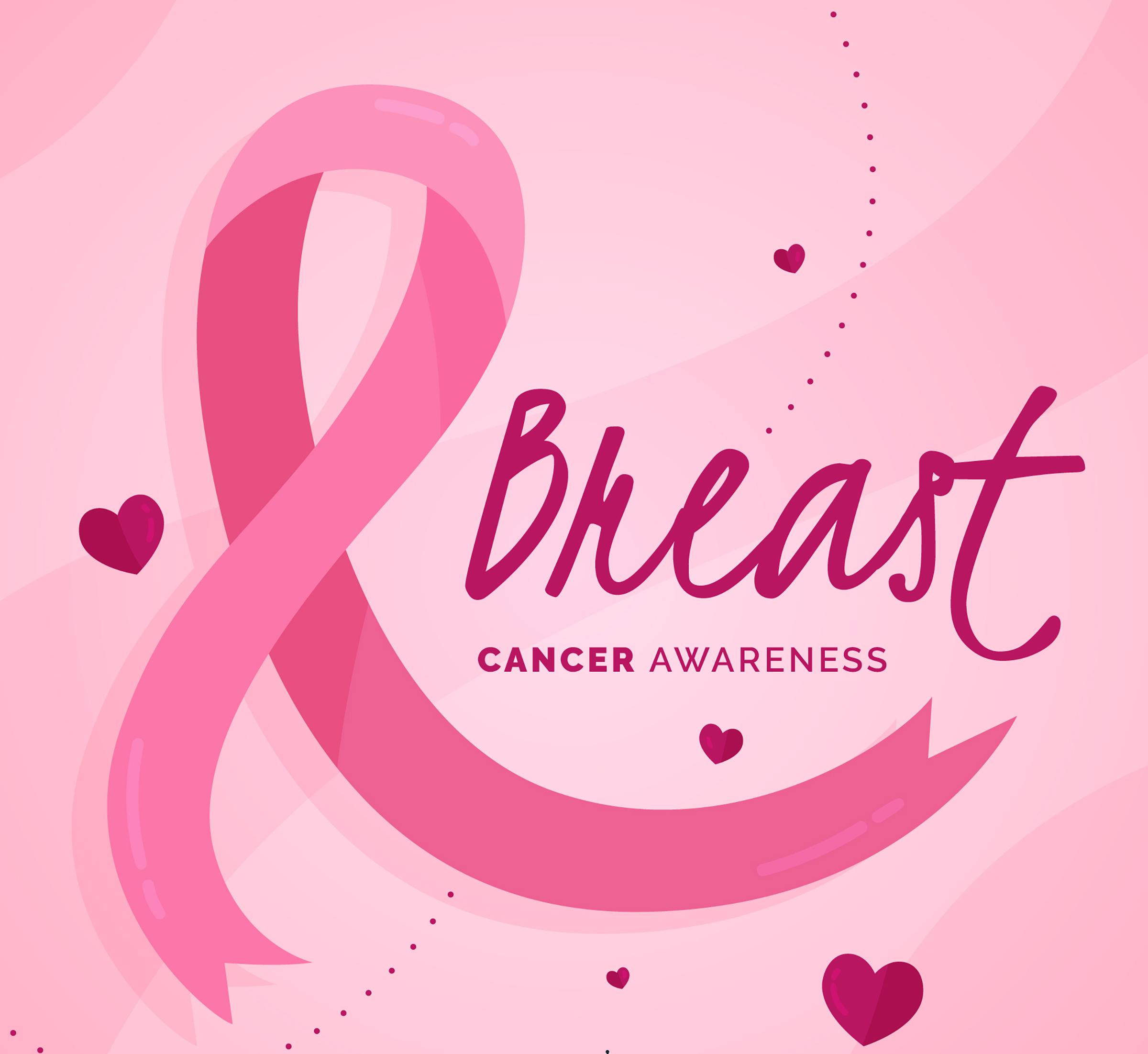 Breast Cancer Awareness, some risk factors especially if you work in a medical field.
