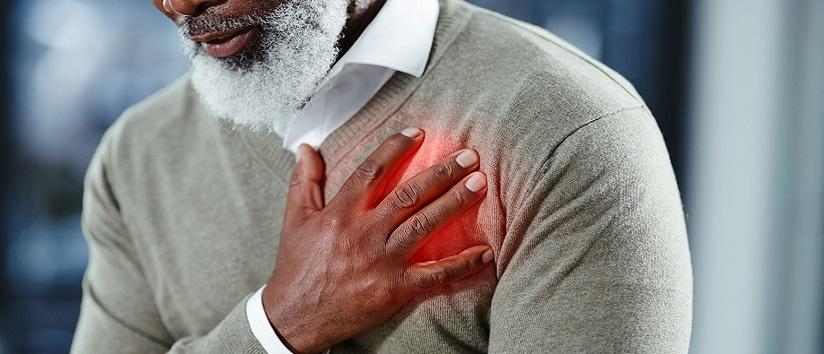 Chest Pain Heart Symptom