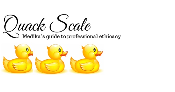 Quack Scale - Three Ducks