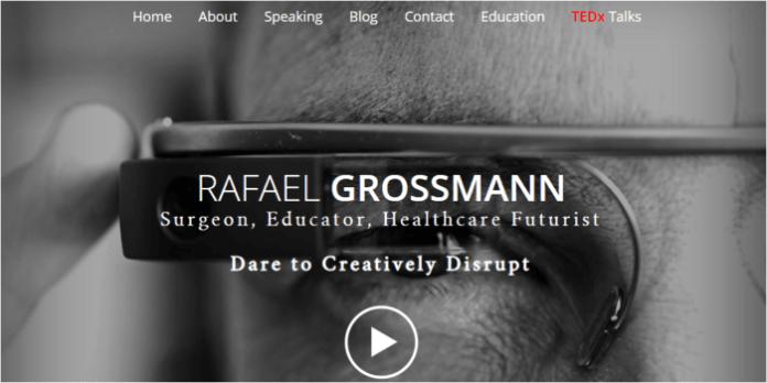 Visit Dr Rafael Grossmman
