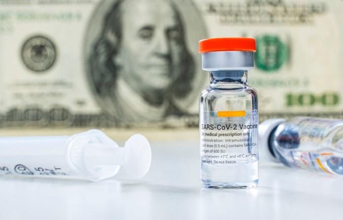 Vaccine Profiteering
