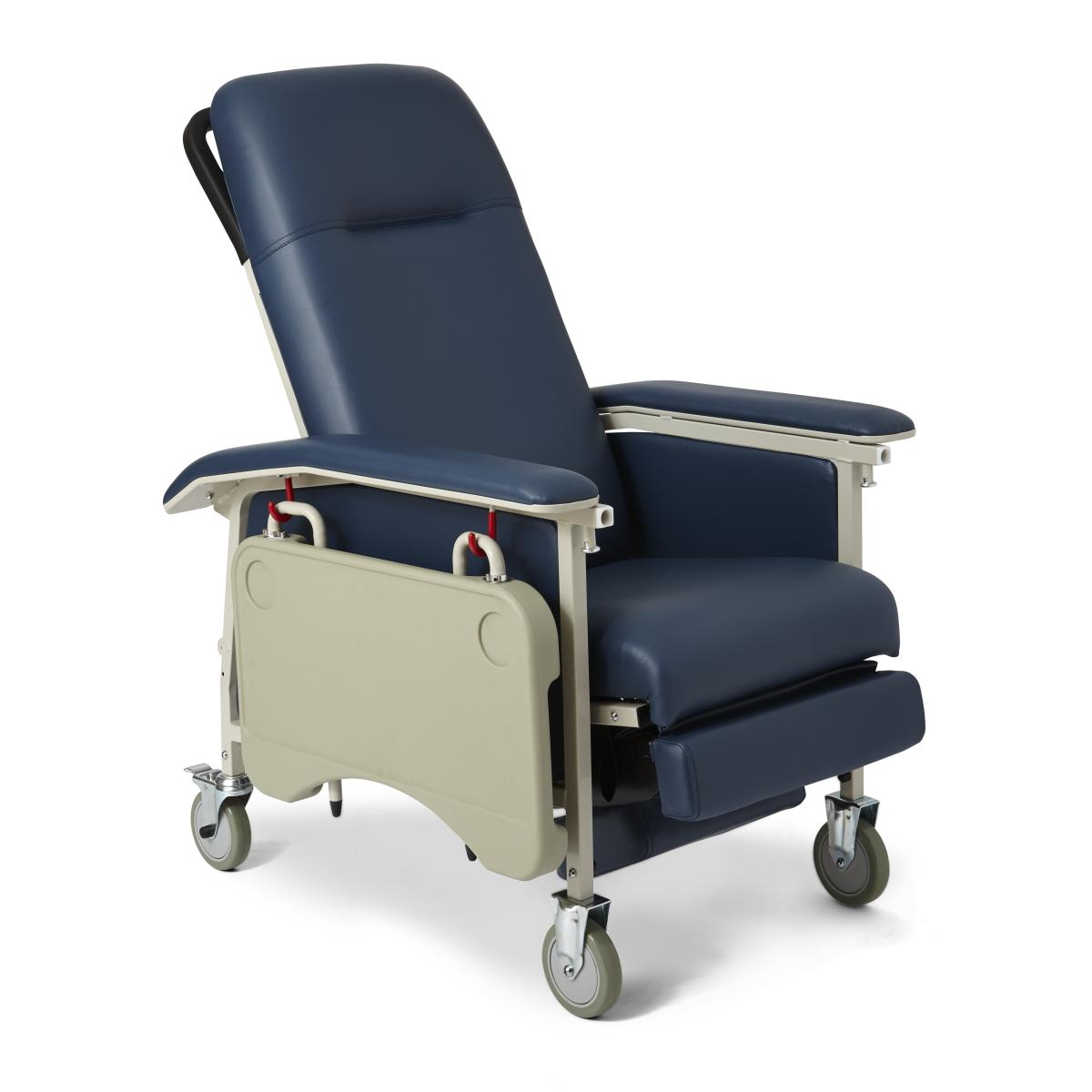 Comfortez Recliner 3 Position With Tray And 2 Locking