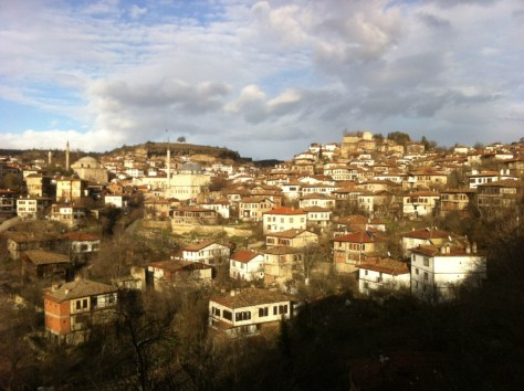 The city of Safranbolu in Turkey.