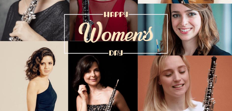 Dia de la mujer oboista