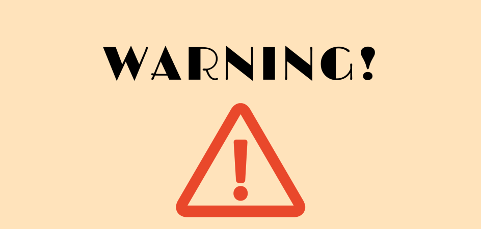 warning virus