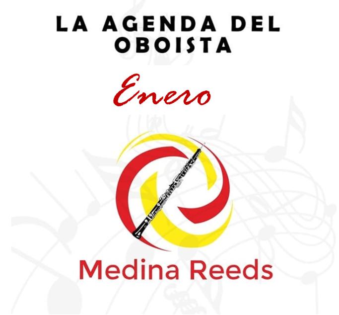 Eventos de Oboe Enero 2019